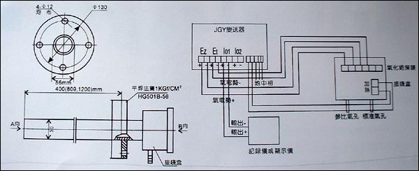 四,安装接线图